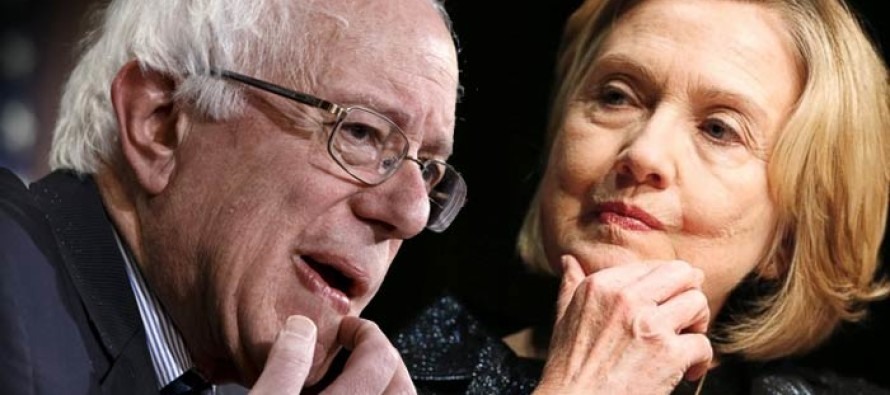 HILARIOUS Meme – Summing Up Hillary and Bernie PERFECTLY!