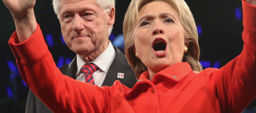 REVEALED: Clinton's HIV Scandal