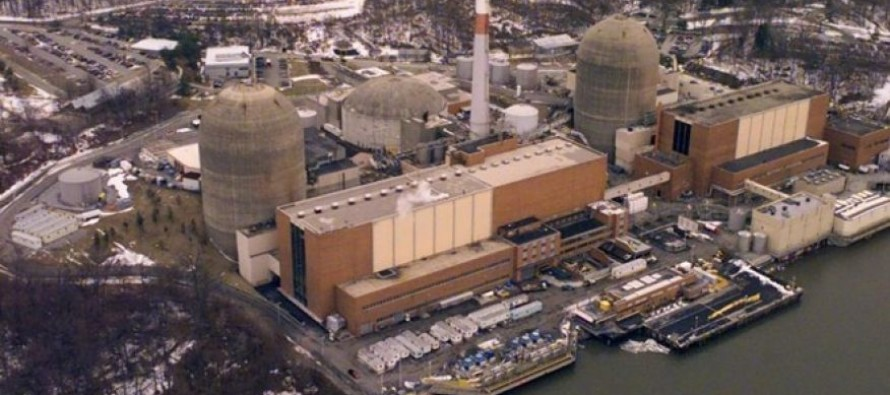 Officials report leak at New York nuclear power plant. Are we in danger?