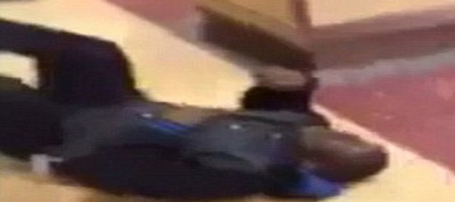 Mother Cries As She Watches Video Of Disabled Son Kicked By Bully-Then Came The Awful Sound…