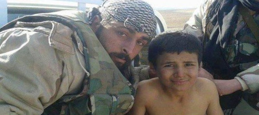 After a 14 year old boy missed his prayers, ISIS did this to him in front of his parents
