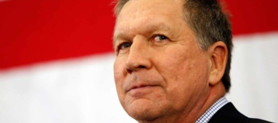 John Kasich Says He'll FINALLY Leave The Race If…