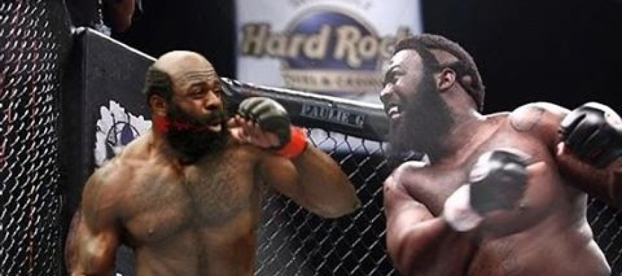 VIDEO: Kimbo Slice Wins With The Worst Mixed Martial Arts Knock-Out In History