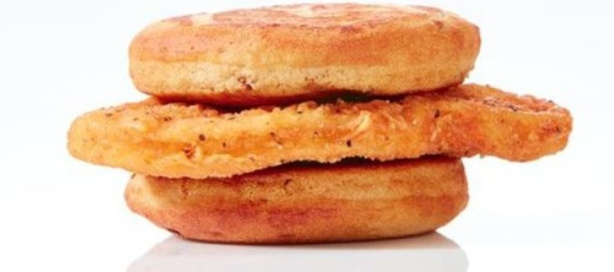 McDonald's Is Trying Out A New Breakfast Sandwich And It's Pretty Weird