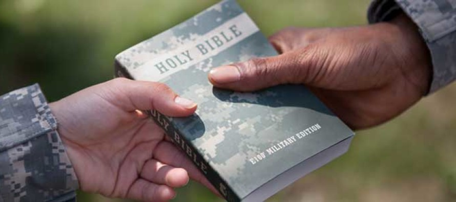 When Obama Told This Admiral He Can't Hand Out Bibles – He Didn't Know Who He Was Messing With