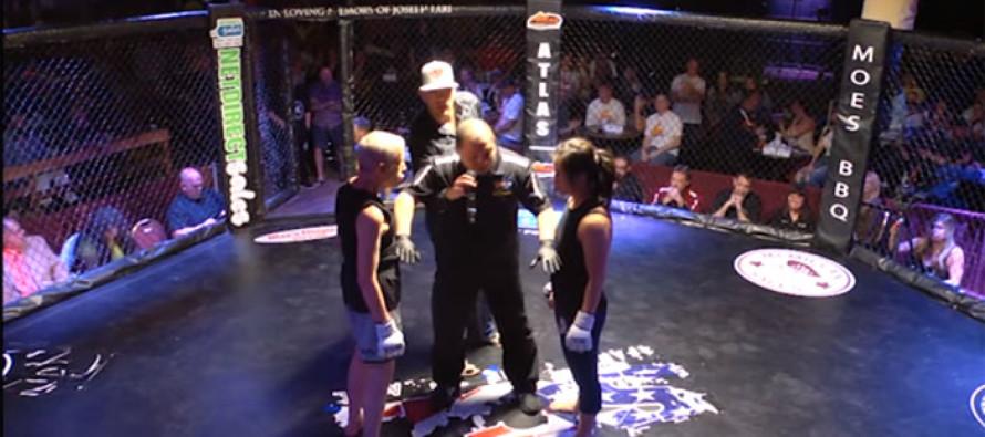 VIDEO: A 68 Year Old Kick Boxing Granny Steps Into the Ring to Fight a 24 Year Old MMA Fighter and…