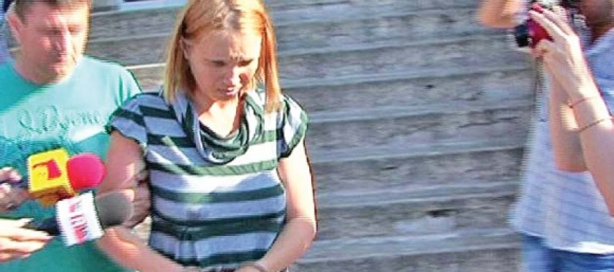 The moment she realized this about her baby, she decided to kill him because….