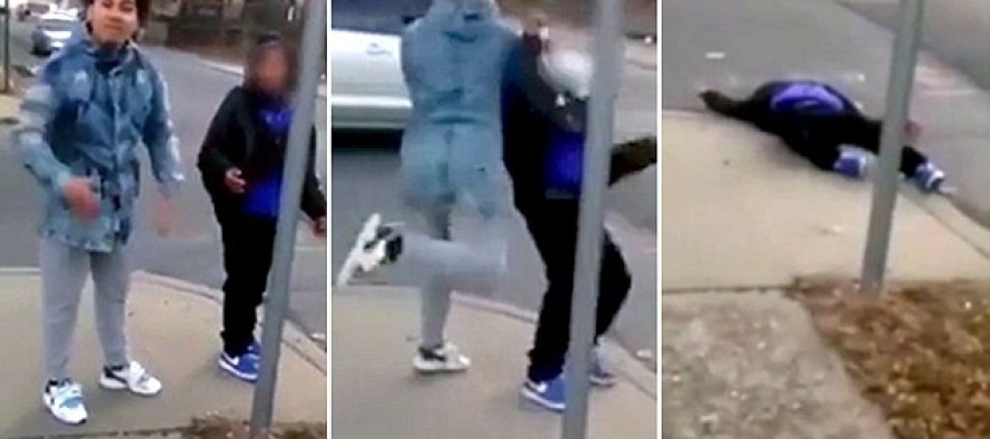 VIDEO: HORRIBLE 'Knockout Game' Returns and Goes VIRAL On Facebook