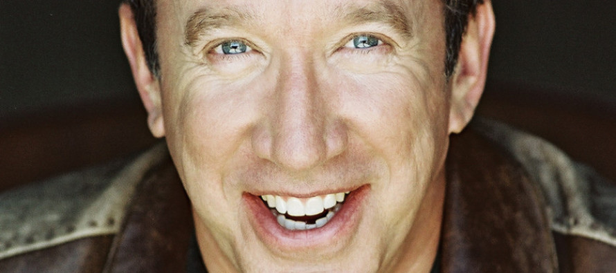 Hollywood Liberals Livid After Tim Allen Says THIS on Live TV