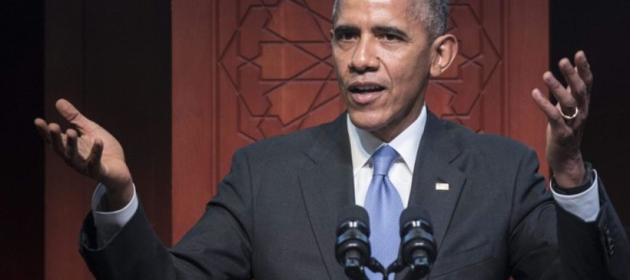 Obama Hid Jesus at Catholic University – Allows Allah to be Displayed at Islamic Center Speech