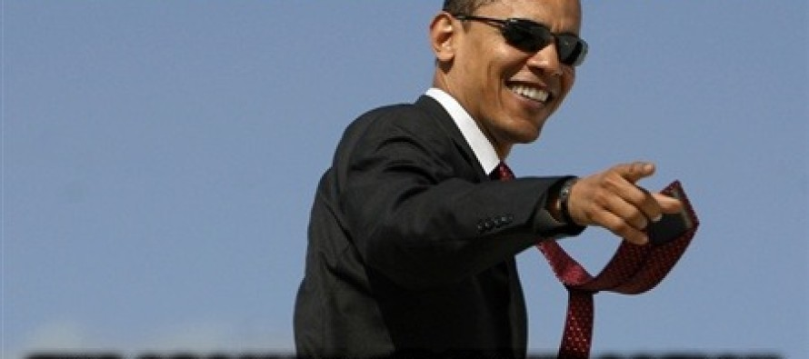 UH OH! Obama's Wine And Dine Luxury Vacations Just Landed Him In HOT WATER!