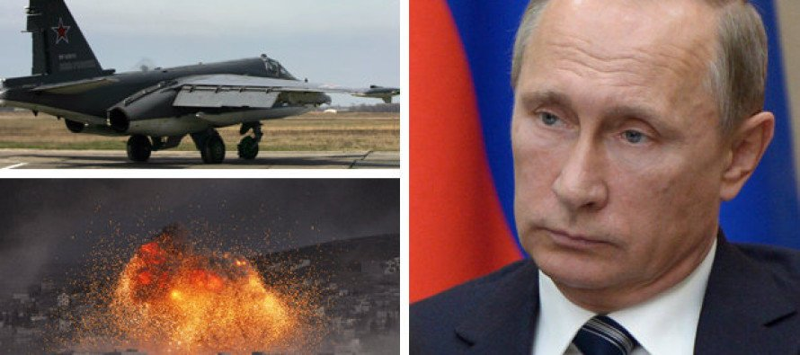 Things Are Getting Serious: Russia just threatened to NUKE This country