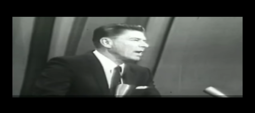 WATCH: 40 Years Ago Reagan Knew We'd Face Obama, THIS Is His Warning- You Want To See This!
