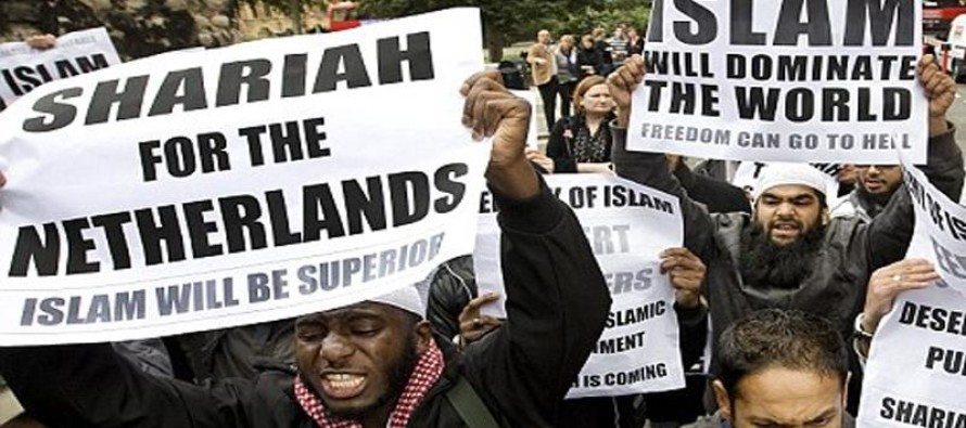 Islamic Refugee Problem Terrifying Europeans, Coming to US Next