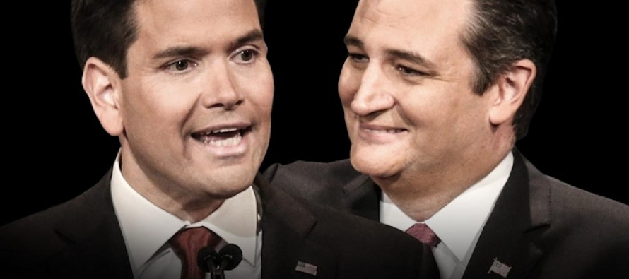 SMACKDOWN: Rubio claims Cruz can't speak Spanish at debate & Cruz humiliates him by doing this