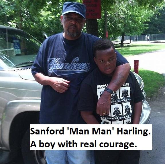 sanford man man harling