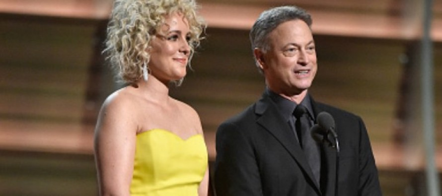 Gary Sinise Interrupts Grammy Awards –  to Thank Our Troops