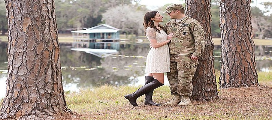 Mission 'I Do' Gives Couple with INCREDIBLE Love Story a Dream Wedding