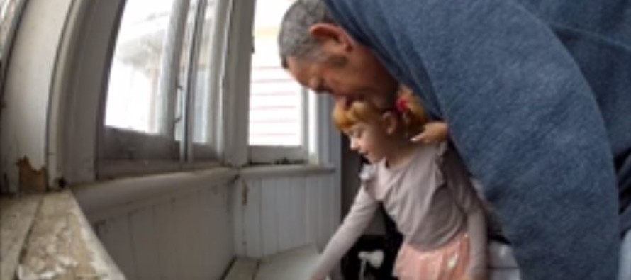Seven-Year Old Girl Goes On A Treasure Hunt Her Parents Planned Before She Was Born