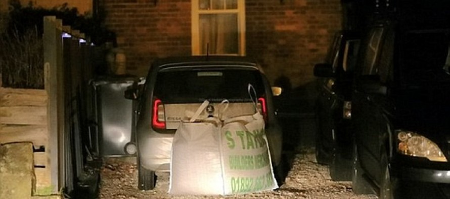 After someone kept parking in her driveway, this homeowner took vengeance by doing this
