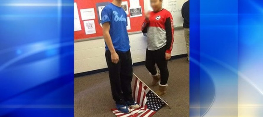 An 'Unpatriotic' Photo Leads to a PA School and Police Investigation
