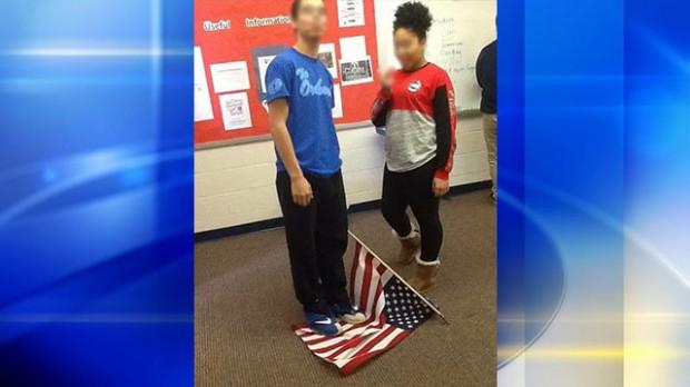 unpatriotic photo