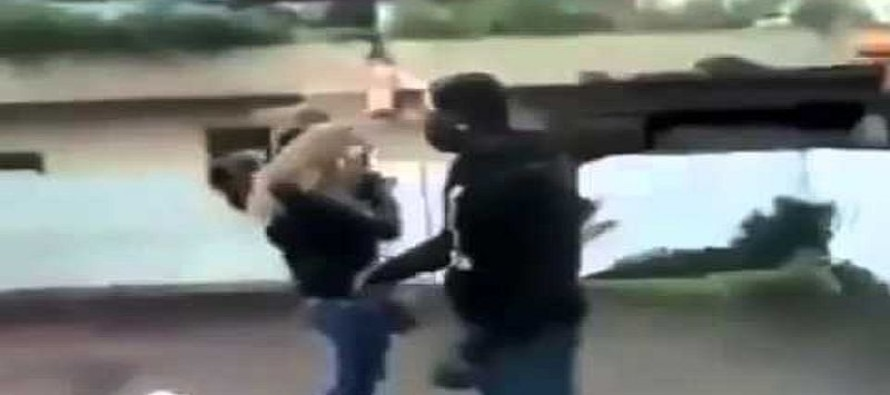 INFURIATING! Refugee Slaps Girl Who Refused His Sexual Advance- Watch What Happens Next…