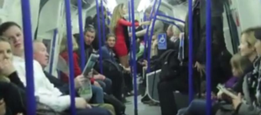 Watch This Man Intervene When A Man Threatens To Hit A Woman