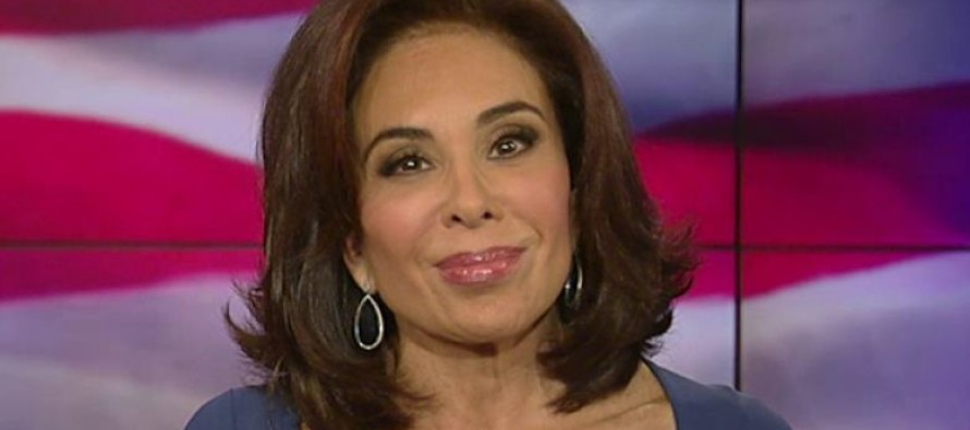 Judge Jeanine Takes a HUGE Stand for Trump During Viral Rant [WATCH]