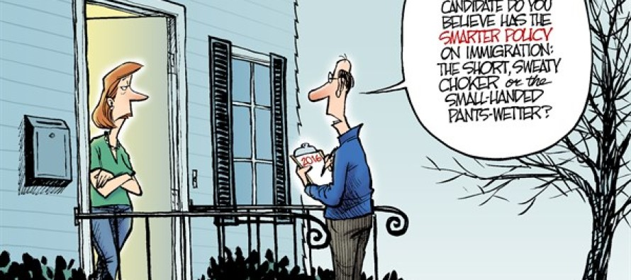 Crass Campaign (Cartoon)