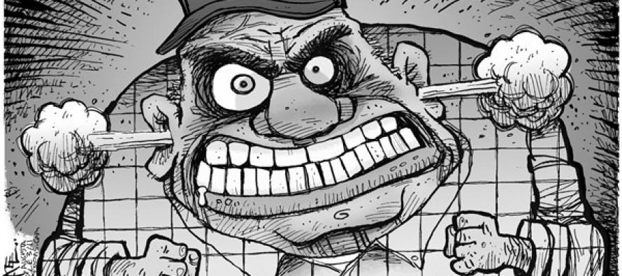 March Madness 2016 (Cartoon)