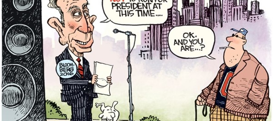 Bloomberg Out (Cartoon)