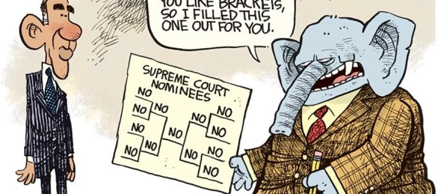 GOP Brackets (Cartoon)