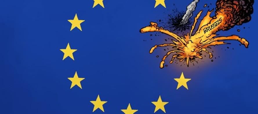 Brussels Attack (Cartoon)
