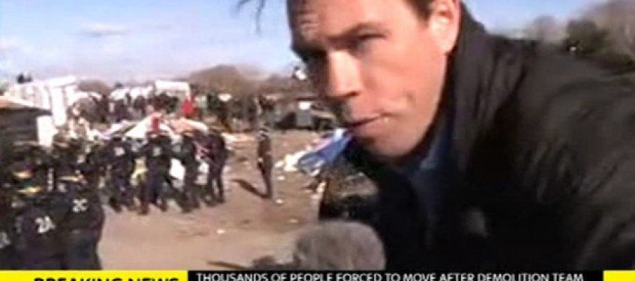LIBERAL Activist Goes To REFUGEE Camp To Help- Quickly Learns It Was A VERY BAD Idea…VIDEO