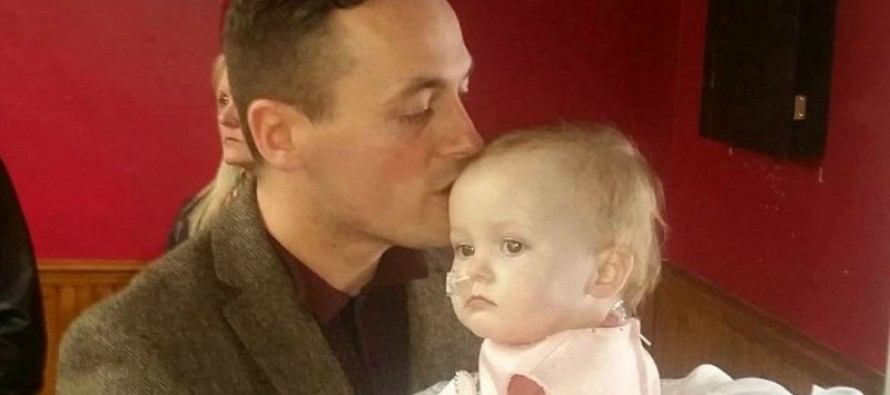 Heartbroken Father 'Marries' His 16 Month-Old Daughter – For A Reason, We All Can Understand…