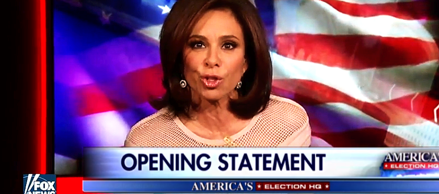 Judge Jeanine Just Put A BOOT In Rosie O'Donnell's Ass – Calls Her Out On Everything!