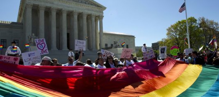 BREAKING: Supreme Court Reverses Decision Relating to Gay Marriage