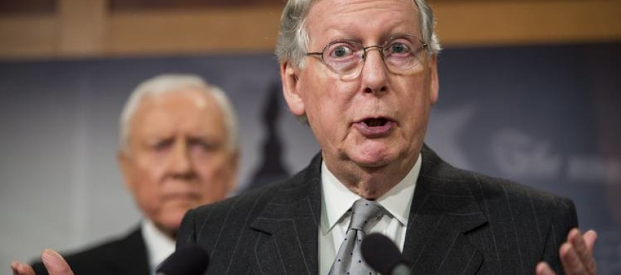 GOP Issues Stunning Response to Obama's SCOTUS Nominee