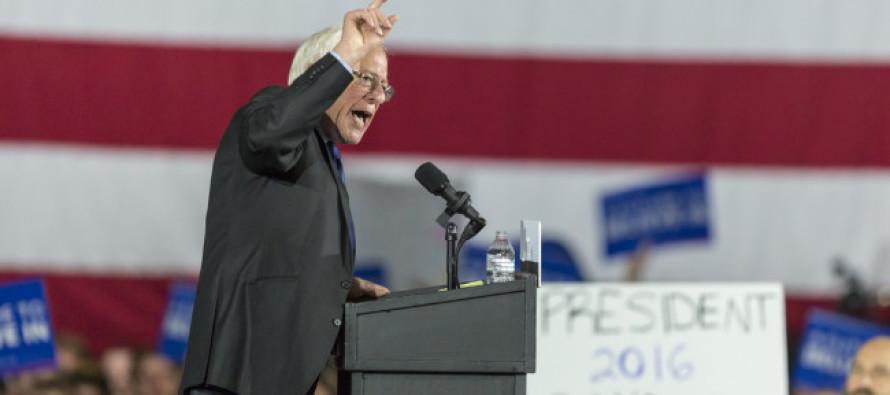 Resurrection of Sanders: SWEEPS Washington, Alaska and Hawaii! Hillary feels the Bern…