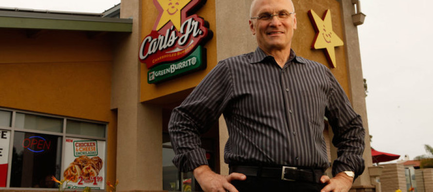 Carl's Jr. CEO Responds To Liberals Demanding $15 Minimum Wage – They Are NOT Going To Like This…