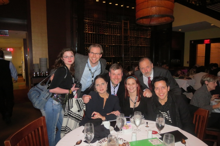 Dinnner at Fogo De Chao with Sierra Marlee, Amile Wilson, Stacy McCain
