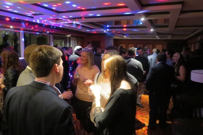 At the Unsustainable Bartab Party on the last day of CPAC