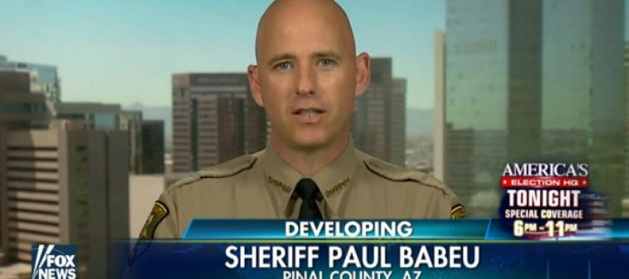 Liberals Are Furious After Border Sheriff Says THIS About Illegal Aliens