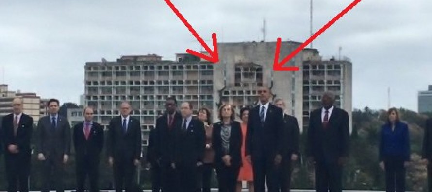 Obama Caught Doing THIS in Cuba