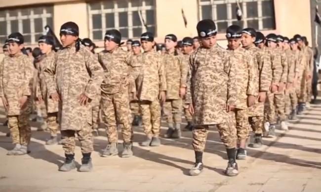 Children ISIS