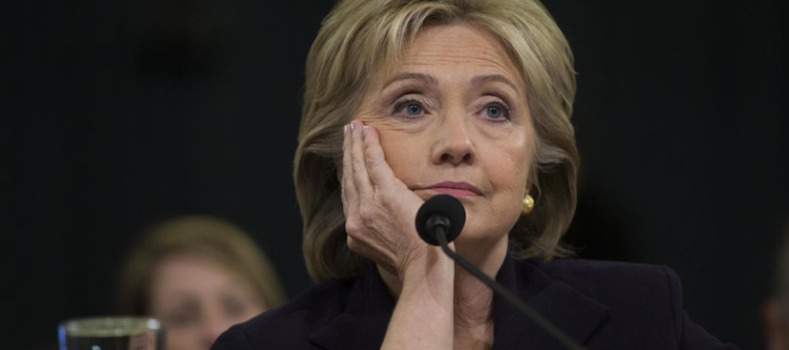 BREAKING: Things Just Got a LOT Worse for Hillary…