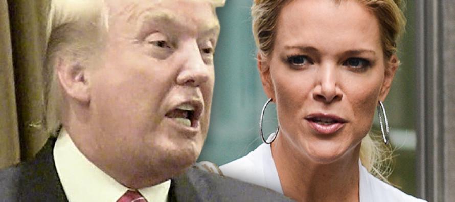 WHOA! Did Megyn Kelly Just Surrender To Trump?