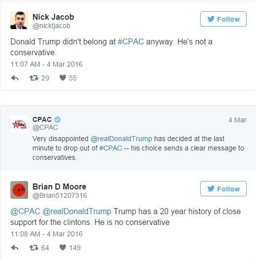 Donald Trump CPAC2