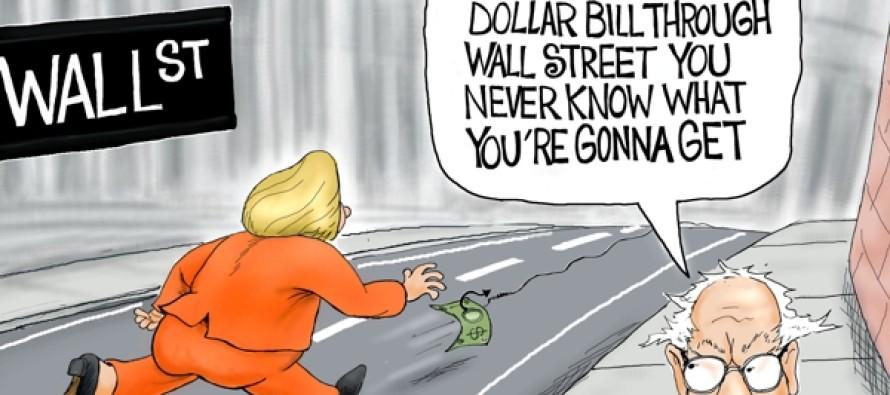 Hook OR By Crook (Cartoon)